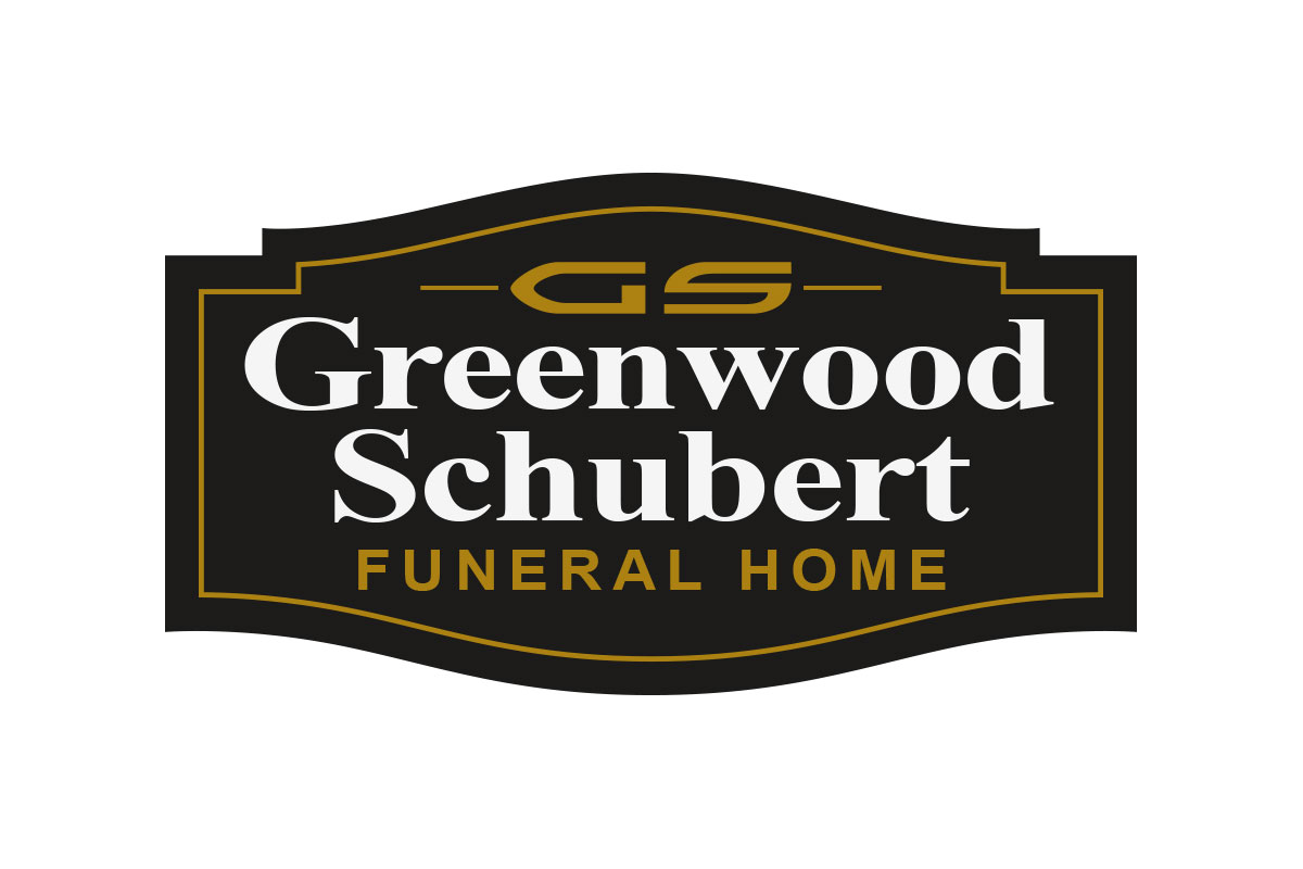 Greenwood-Schubert Funeral Home Logo Design