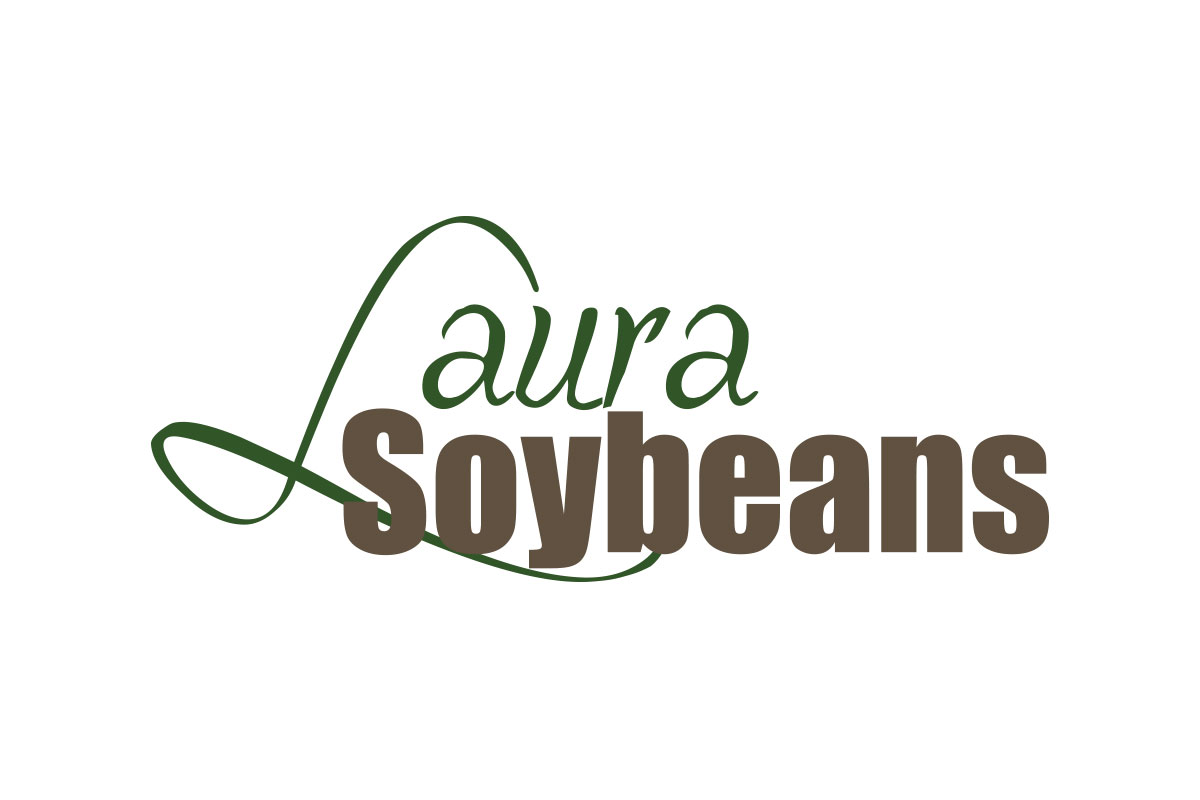 Laura Soybeans Logo Design