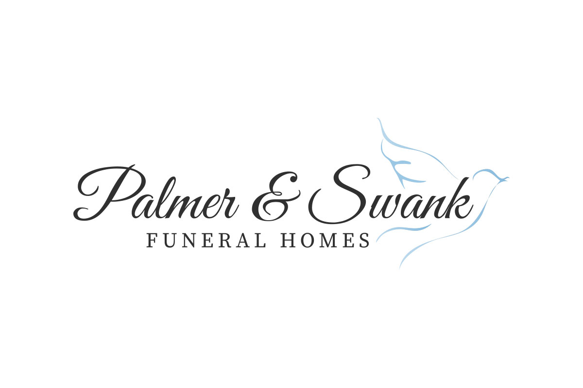 Palmer & Swank Funeral Homes Logo Design