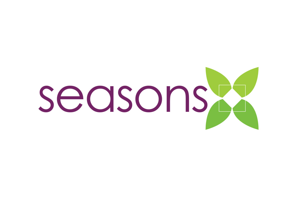 Seasons Center Logo Design