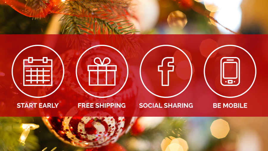 4 Easy Ways to Increase Your Online Sales This Holiday Season