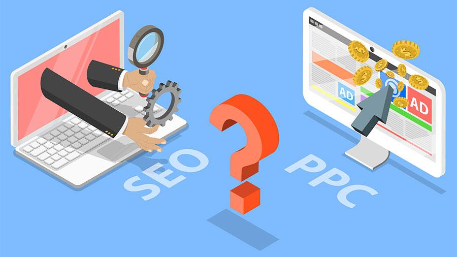 SEO vs PPC: What's the Difference and Which is Right for Your Company?