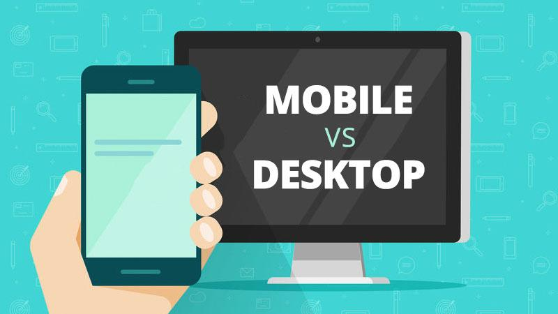 How mobile and desktop SEO strategies differ