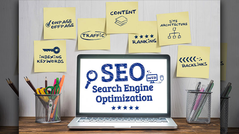 Get noticed and improve search results with these basic website SEO tips