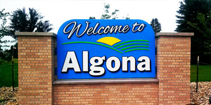 Algona Office